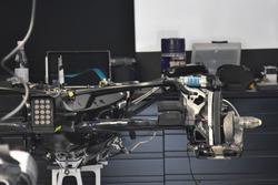 Mercedes-Benz F1 W08: Getriebe