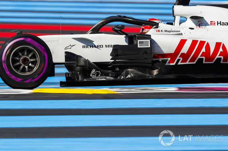 9: Kevin Magnussen, Haas F1 Team VF-18, 1'32.930