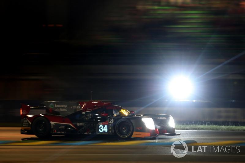 26: #34 Jackie Chan DC Racing Ligier JSP217 Gibson: Ricky Taylor, Côme Ledogar, David Heinemeier Hansson, 3'29.474
