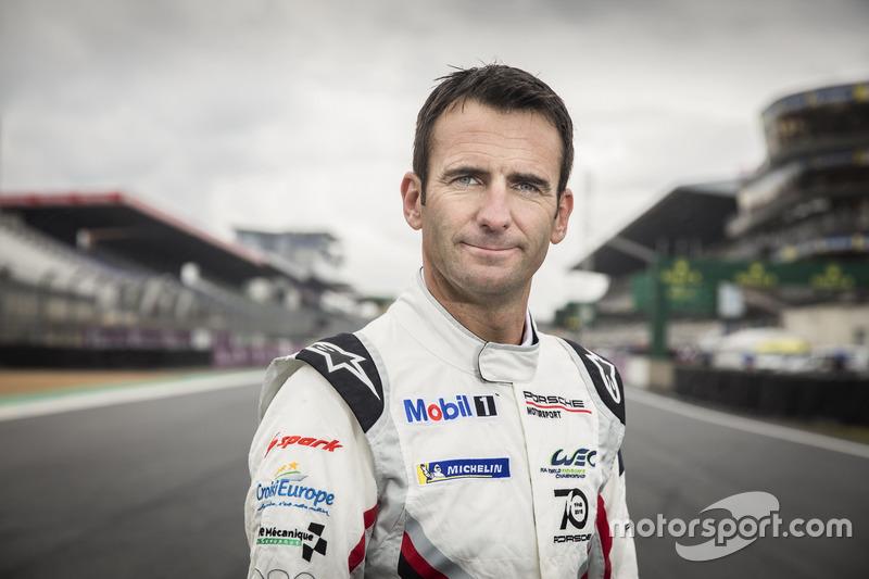 Romain Dumas, Porsche GT Team