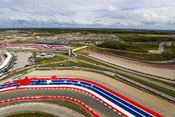 A view of the circuit from the tower