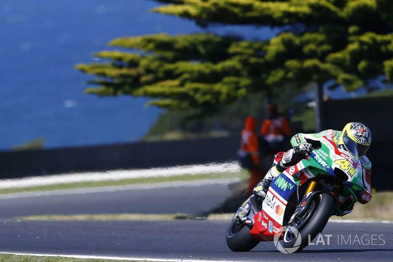 1. Aleix Espargaro, Aprilia Racing Team Gresini