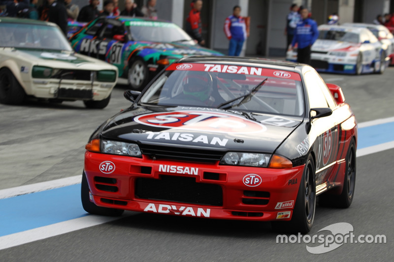 土屋圭市/STP タイサン GT-R(R32 スカイライン GT-R 1993 年グループ A 仕様)