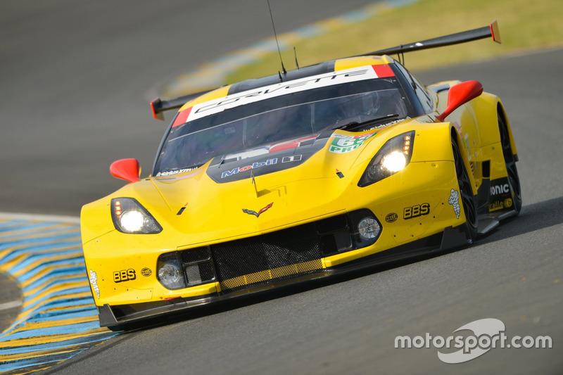 Ян Магнуссен: #63 Corvette Racing Chevrolet Corvette C7.R