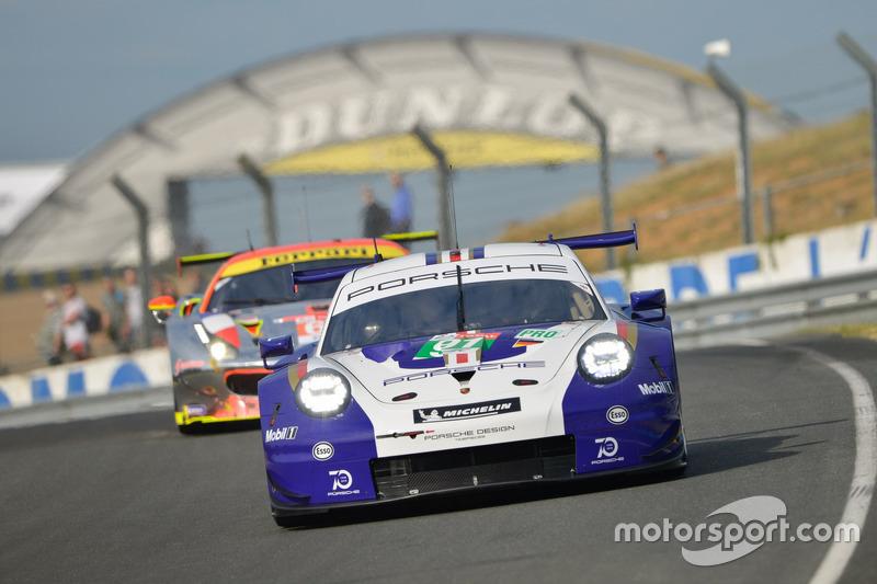 Gianmaria Bruni: #91 Porsche GT Team Porsche 911 RSR