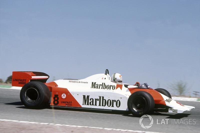 1981: McLaren-Ford MP4/1