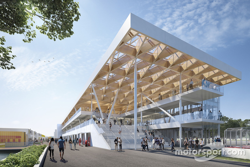 Geplanter Umbau am Circuit Gilles Villeneuve in Montreal