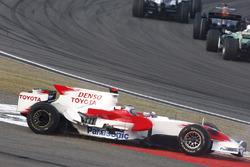 Ярно Трулли, Toyota TF108