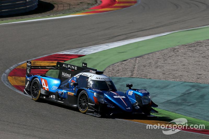 Dunlop Aragon test