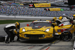 Піт-стоп, #3 Corvette Racing Chevrolet Corvette C7.R, GTLM: Антоніо Гарсія, Ян Магнуссен, Майк Рокенфеллер