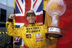 1. Damon Hill, Jordan