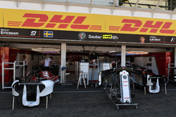 Sauber garajı