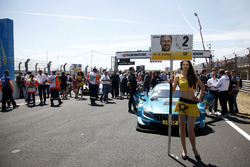 Grid girl of Gary Paffett, Mercedes-AMG Team HWA