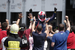 Winnaar Norbert Michelisz, BRC Racing Team Hyundai i30 N TCR