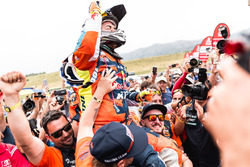 Ganador de motos Matthias Walkner, Red Bull KTM Factory Team