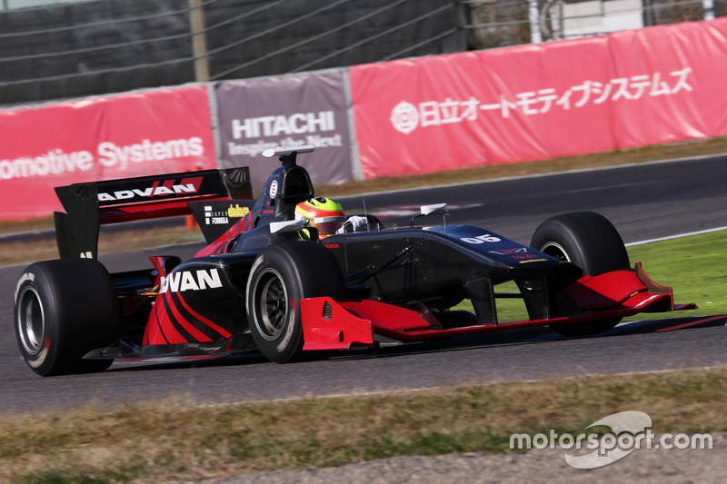 2017: Dallara SF14 Honda, Super Formula
