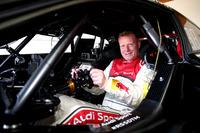 Roman Wittemeier, Motorsport.com, im Audi RS 5 DTM