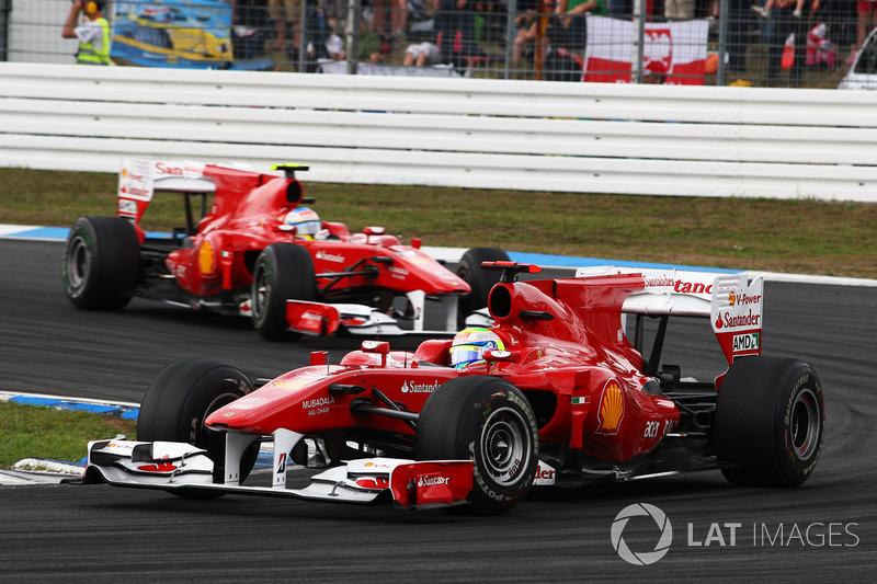 "Alemanha, 2010 – ""Fernando is faster than you"""