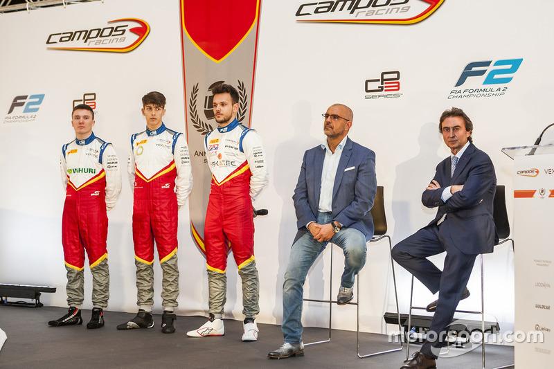 Presentasi Campos Racing