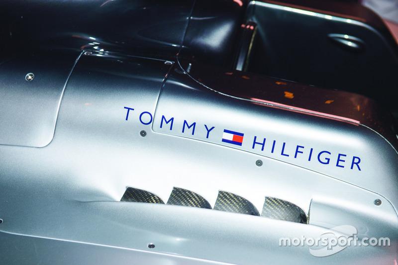 Tommy Hilfiger branding