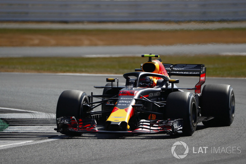 6. Max Verstappen, Red Bull Racing RB14