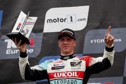 Podio: Jaap van Lagen, Leopard Lukoil Team Audi RS3 LMS TCR