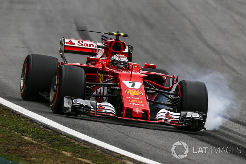7. Kimi Raikkonen: 49 punten - positie ongewijzigd