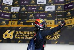 Ganador, Dan Ticktum, Motopark with VEB, Dallara Volkswagen