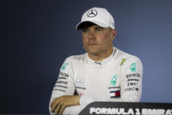 Valtteri Bottas, Mercedes-AMG F1 in Press Conference