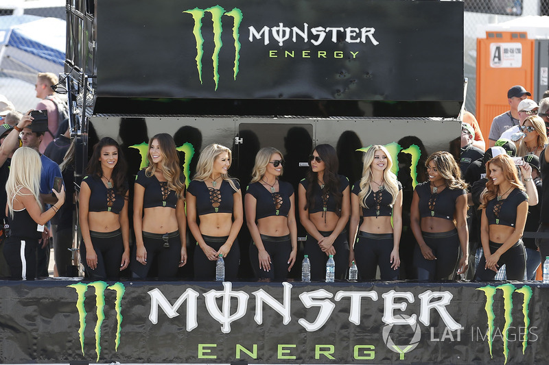 Monster Energy Girls