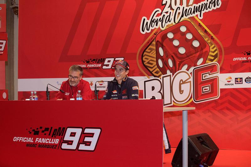 Il Campione 2017 Marc Marquez, Repsol Honda Team