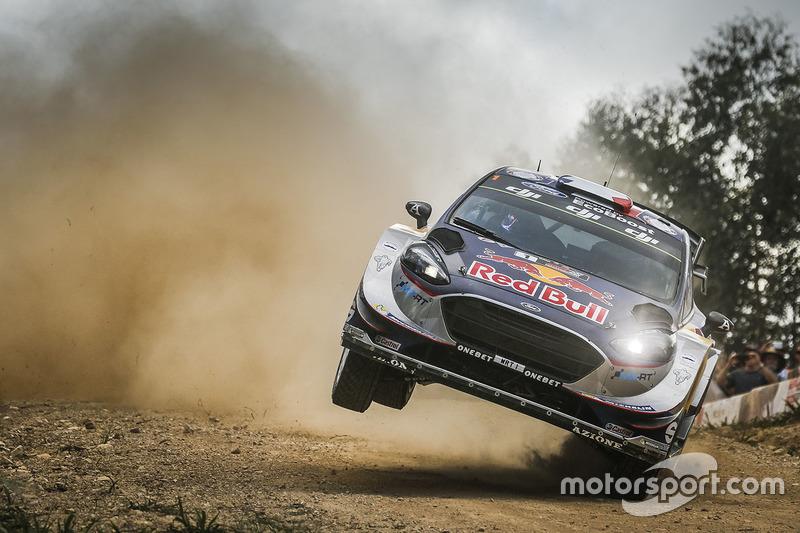 Voiture de rallye de l'année : Ford Fiesta WRC