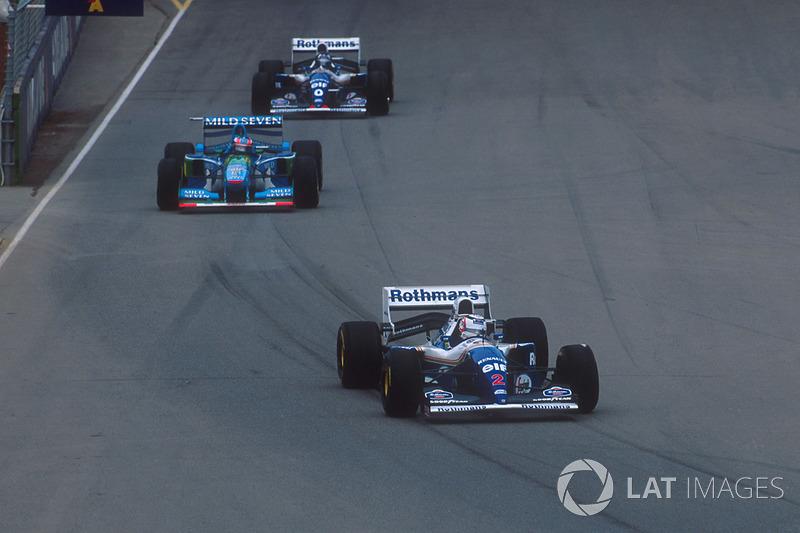 1994 (Аделаїда). Переможець: Найджел Менселл, Williams FW16B Renault