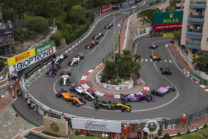 A dificuldade para ultrapassagens ficou em evidência no GP de Mônaco de 2018. Vários pilotos de destaque não esconderam sua frustração após a prova.