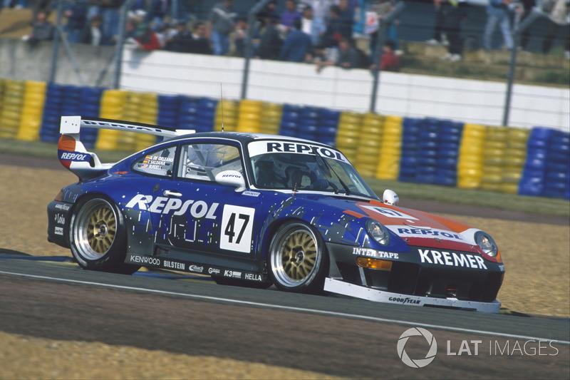 1994: Alfonso de Orleans Borbón (2 participaciones)