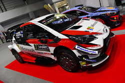 Toyota Yaris WRC, Hyundai i20 Coupe WRC