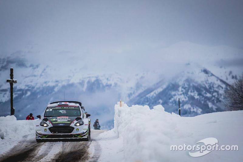 13. Бріан Буфф'є, Ford Fiesta WRC - 4 очки