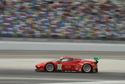 #82 Risi Competizione Ferrari 488 GT3: Ricardo Perez de Lara, Martin Fuentes, Santiago Creel, Miguel Molina, Matt Griffin