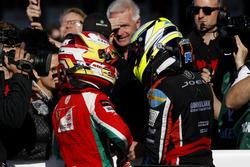 Guan Yu Zhou, Prema Powerteam, Dallara F317 - Mercedes-Benz, Joel Eriksson, Motopark Dallara F317 -