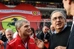 Sergio Marchionne, PDG de Fiat