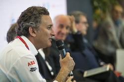 Alejandro Agag, CEO, Formula E, in Smart Cities conference
