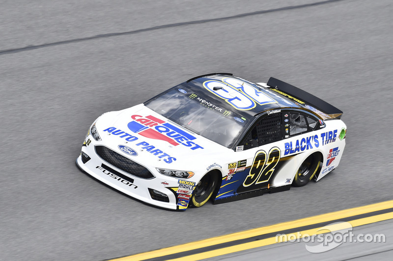 #92: David Gilliland, RBR Enterprises, Ford Fusion