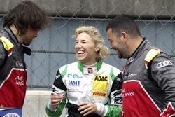 #50 YACO Racing, Audi R8 LMS: Rahel Frey