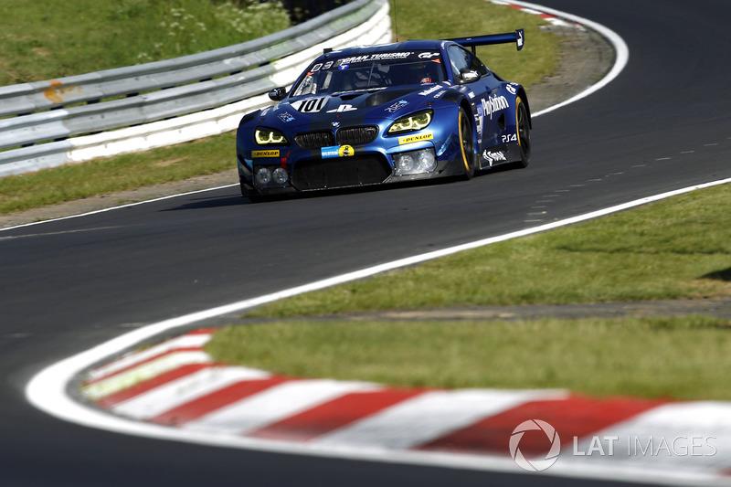 №101 Walkenhorst Motorsport, BMW M6 GT3