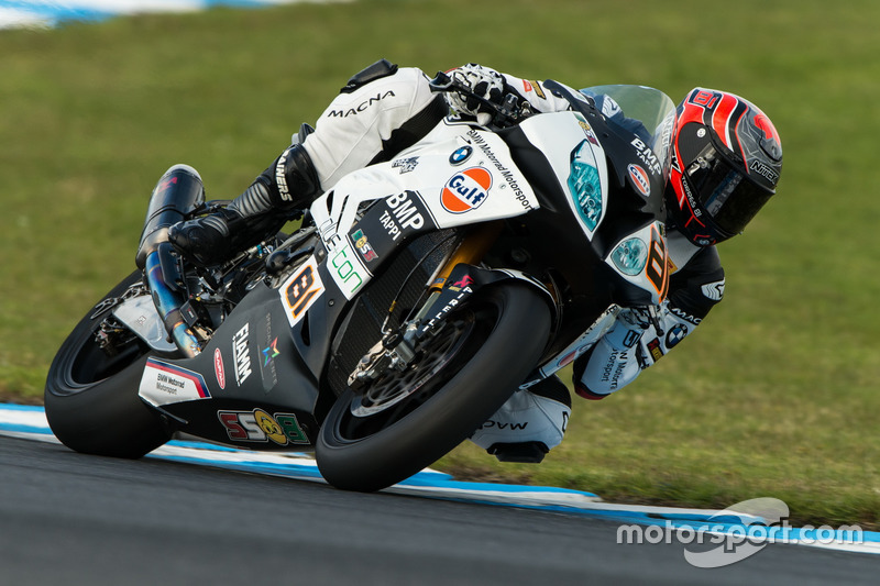 Jordi Torres, BMW Althea Racing