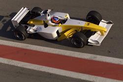 Фернандо Алонсо, Renault B201