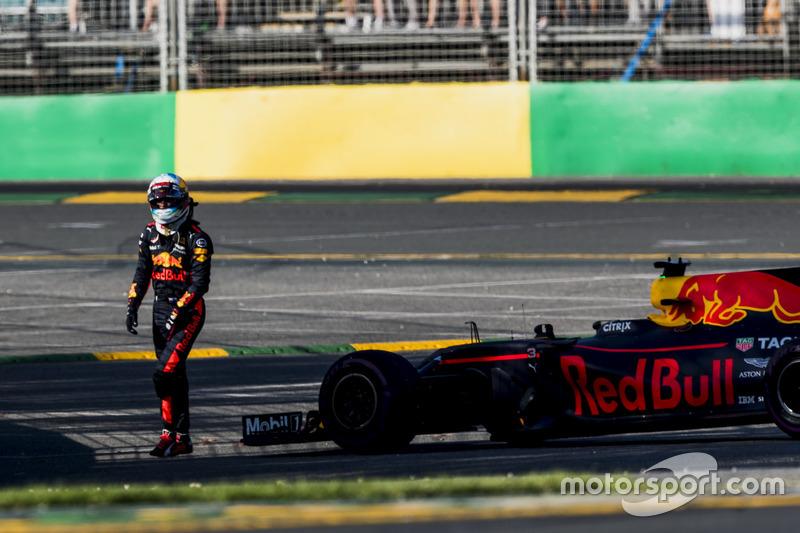 НФ. Даниэль Риккардо (Red Bull Racing)