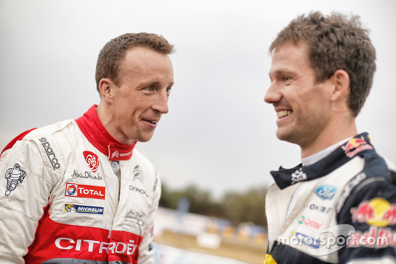 Kris Meeke, Citroën World Rally Team, Sébastien Ogier, M-Sport