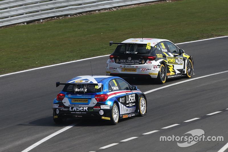 Aiden Moffat, Laser Tools Racing, Mercedes Benz A-Klasse