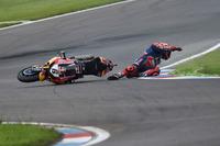 Unfall: Stefan Bradl, Honda World Superbike Team